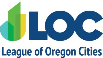 League of Oregon Cities logo